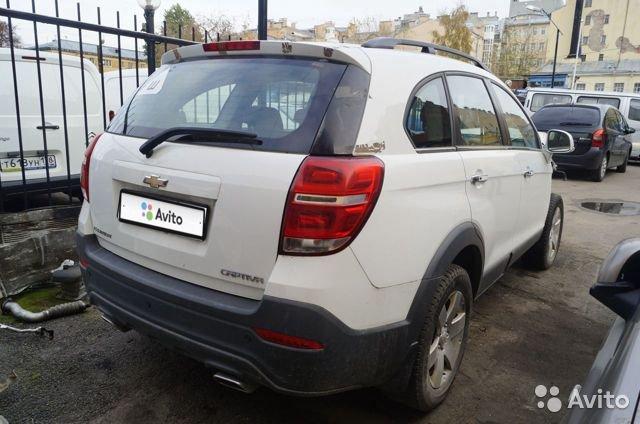 Срочный выкуп авто Chevrolet/Captiva  '2014