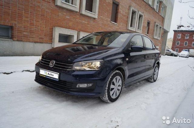 Срочный выкуп авто Volkswagen/Polo  '2016