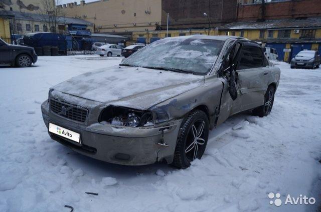 Срочный выкуп авто Volvo/S80  '2003