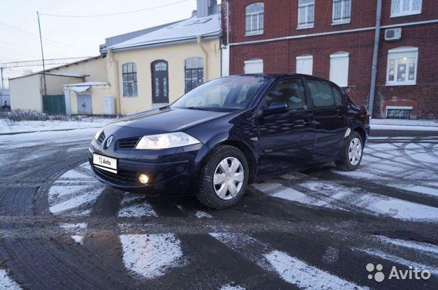 Срочный выкуп авто Renault/Megane  '2007