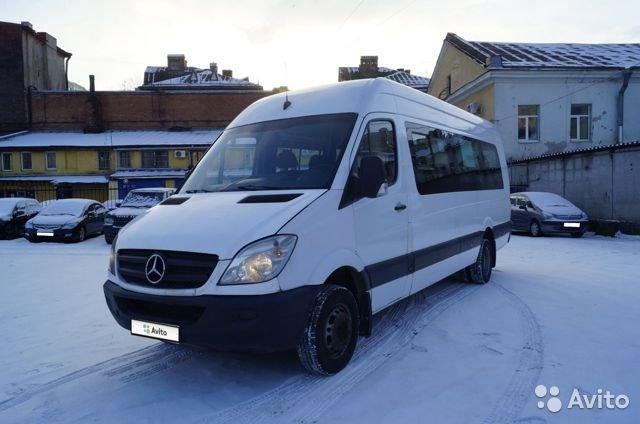 Срочный выкуп авто Mercedes Benz/Sprinter '2012