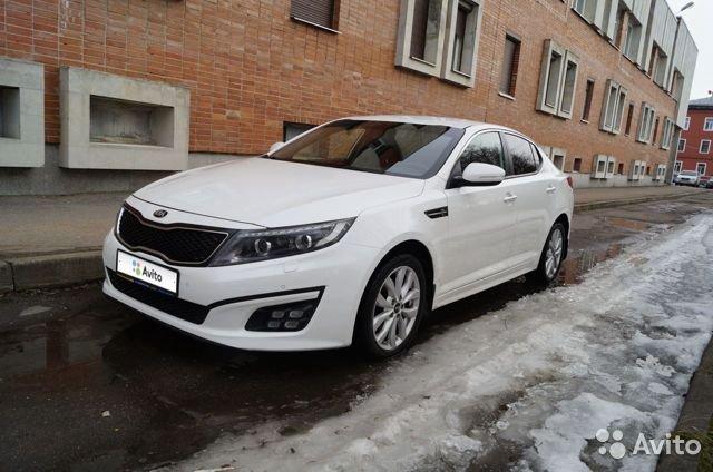 Срочный выкуп авто Kia/Optima  '2014