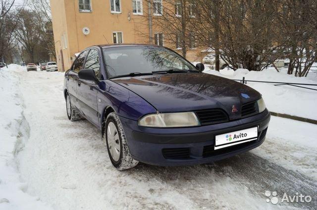 Срочный выкуп авто Mitsubishi/Carisma  '2003