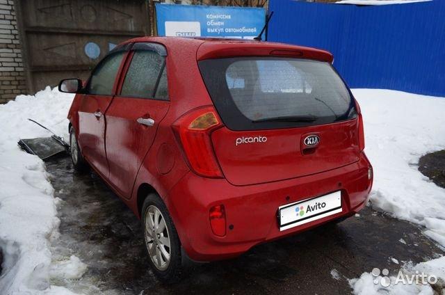 Срочный выкуп авто Kia/Picanto  '2013