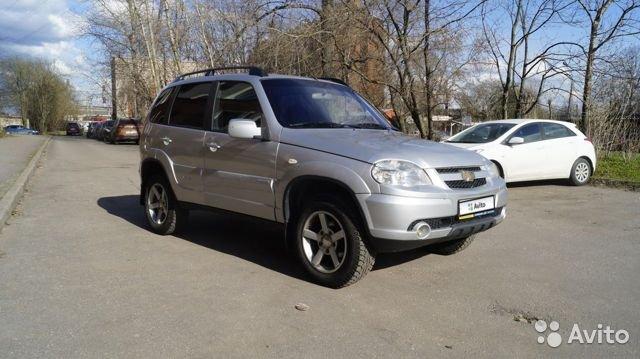 Срочный выкуп авто Chevrolet/Niva  '2011