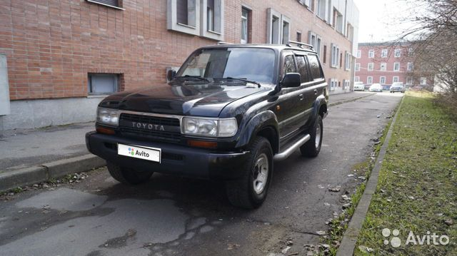 Срочный выкуп авто Toyota/Land Cruiser  '1997