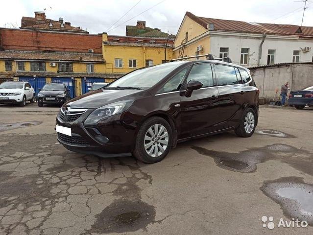 Срочный выкуп авто Opel/Zafira  '2014