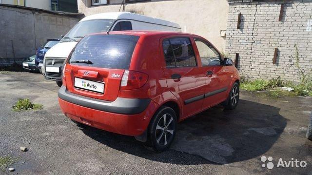Срочный выкуп авто Hyundai/Getz  '2010
