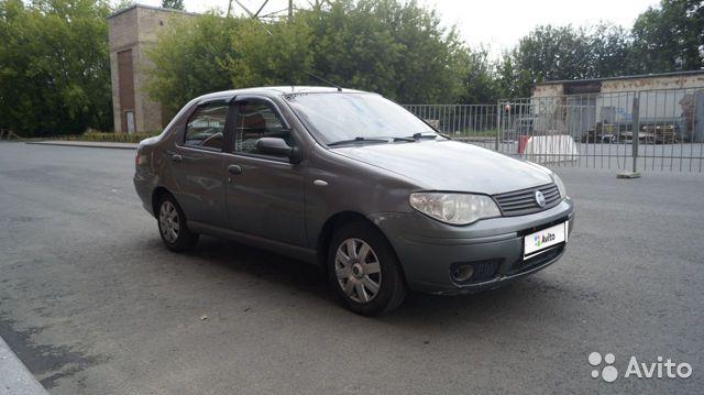 Срочный выкуп авто Fiat/Albea  '2007