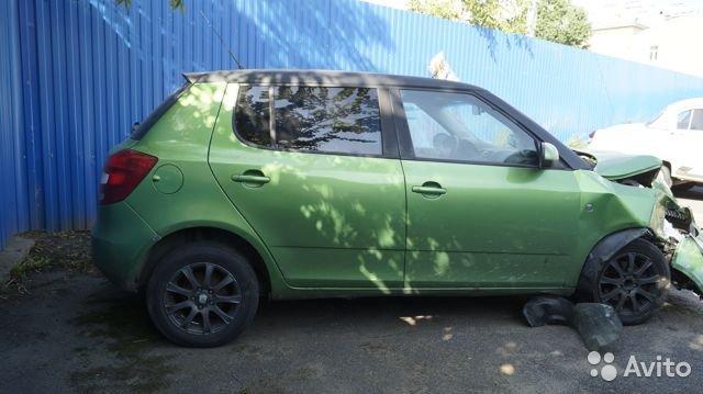 Срочный выкуп авто Skoda/Fabia  '2011