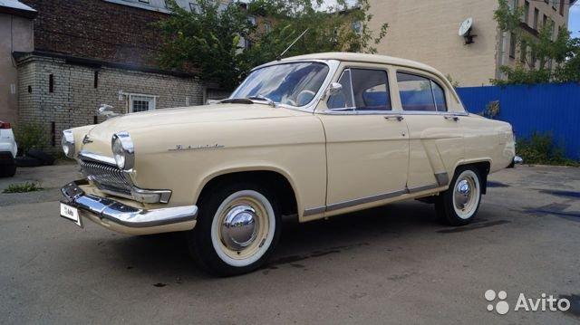 Срочный выкуп авто GAZ/21 Volga  '1962