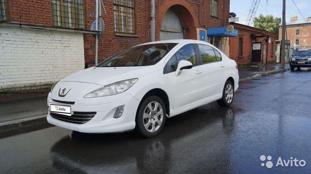 Срочный выкуп авто Peugeot/408  '2014