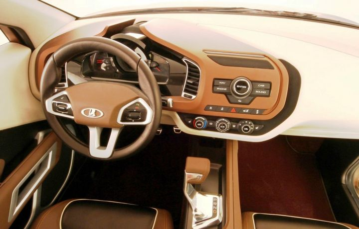 Назвали цену кроссовера Lada XRAY – 500 тысяч рублей