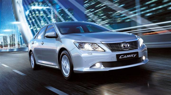 Toyota уступила титул самой популярной марки