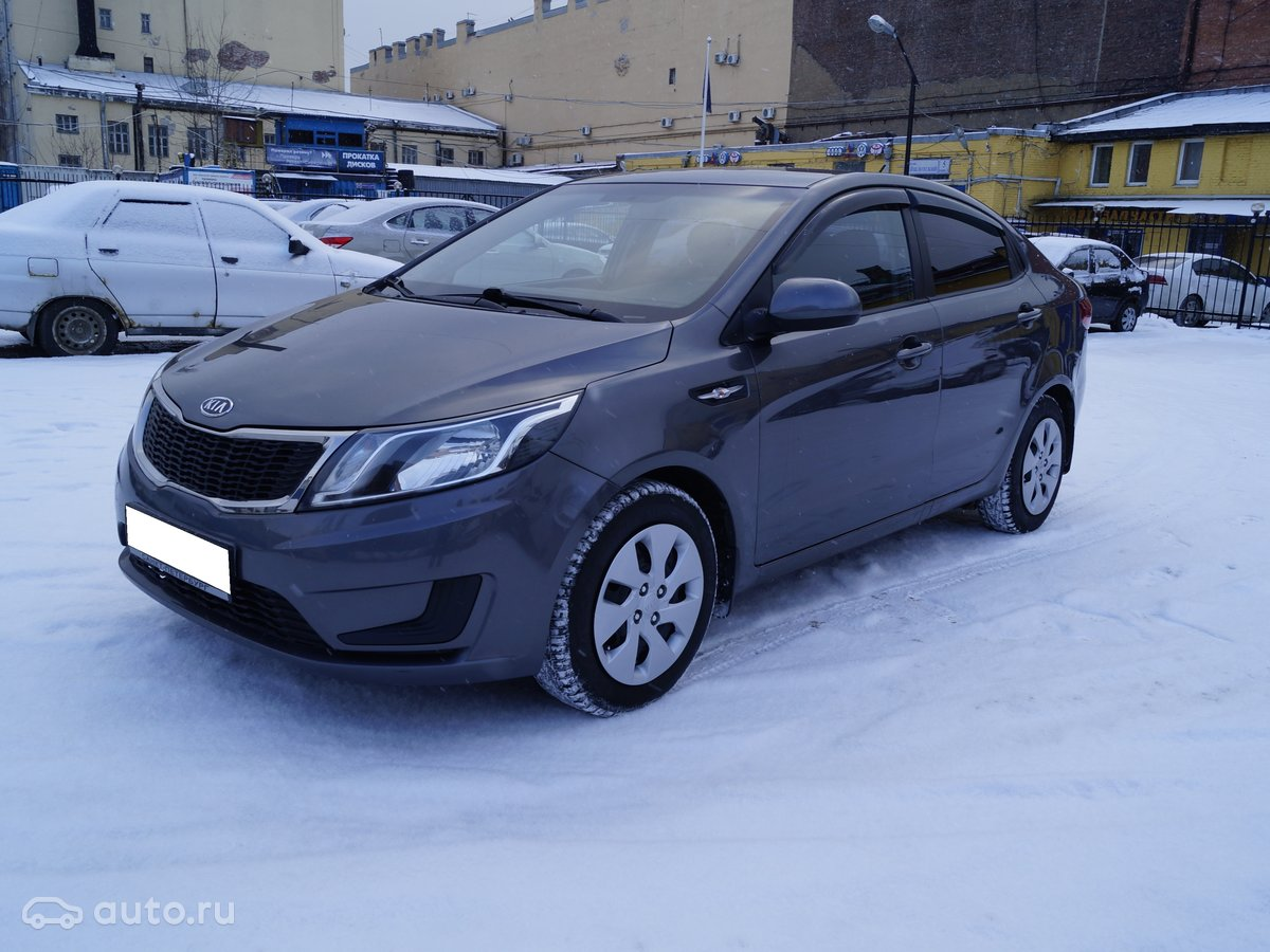 Срочный выкуп авто Kia/Rio  '2011