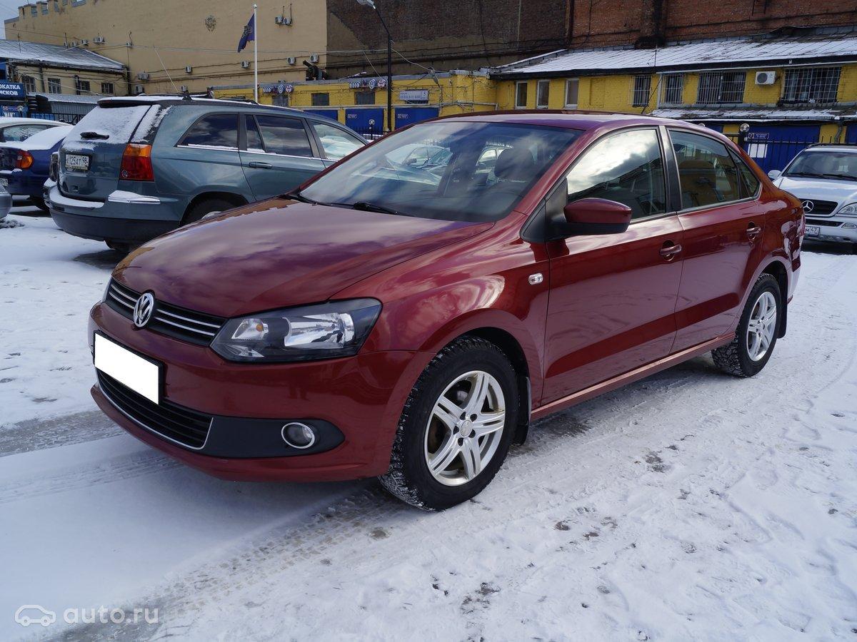 Срочный выкуп авто Volkswagen/Polo  '2012
