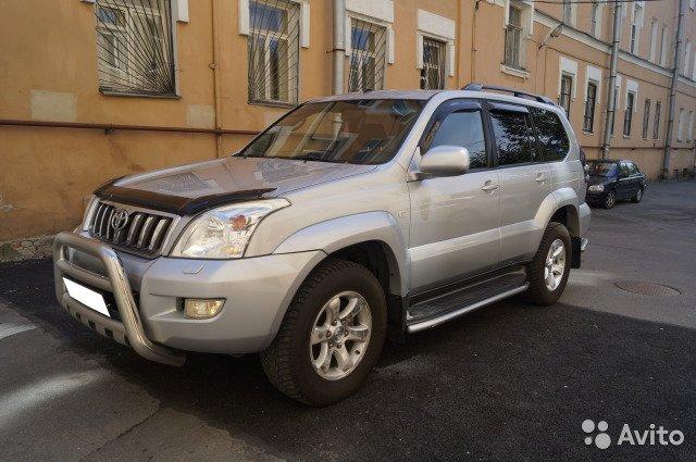 Срочный выкуп авто Toyota/Land Cruiser Prado  '2007