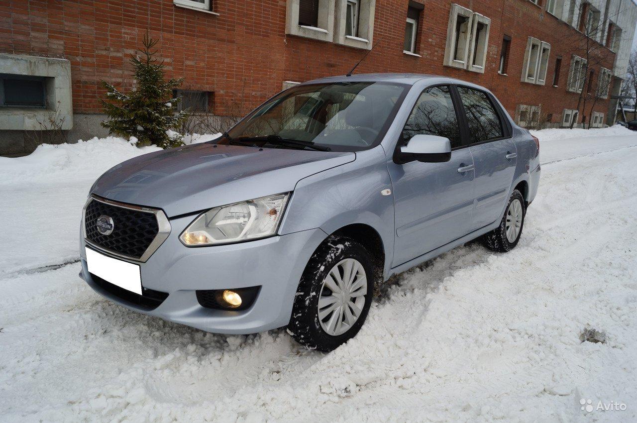 Срочный выкуп авто Datsun/on DO '2014
