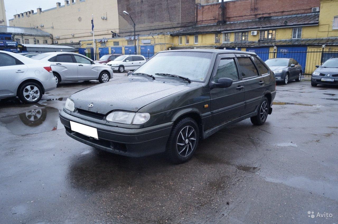 Срочный выкуп авто ВАЗ (LADA)/2114 Samara  '2007