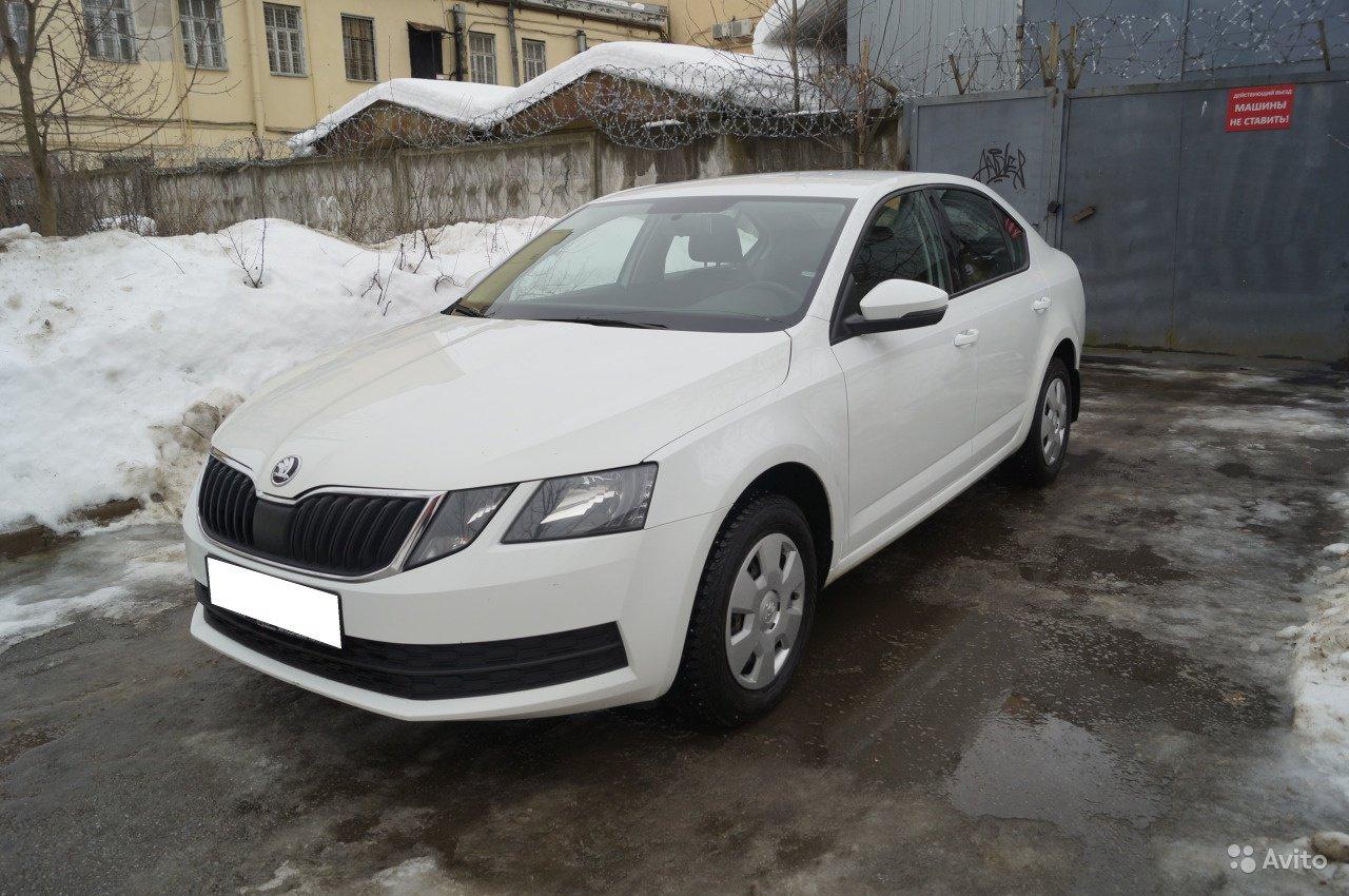Срочный выкуп авто Skoda/Octavia  '2017