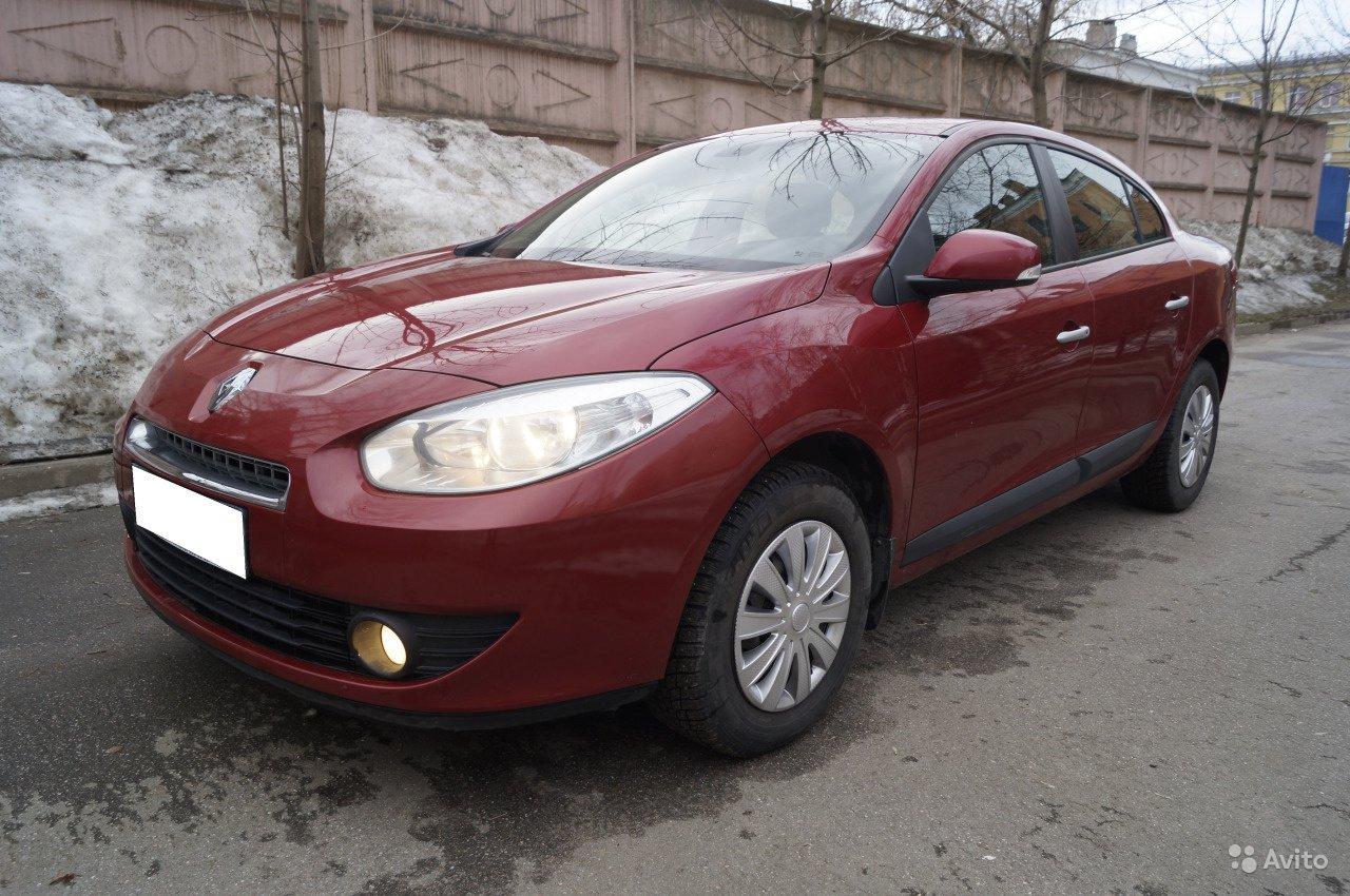 Срочный выкуп авто Renault/Fluence  '2011