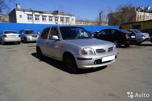Срочный выкуп авто Nissan/Micra  '2001