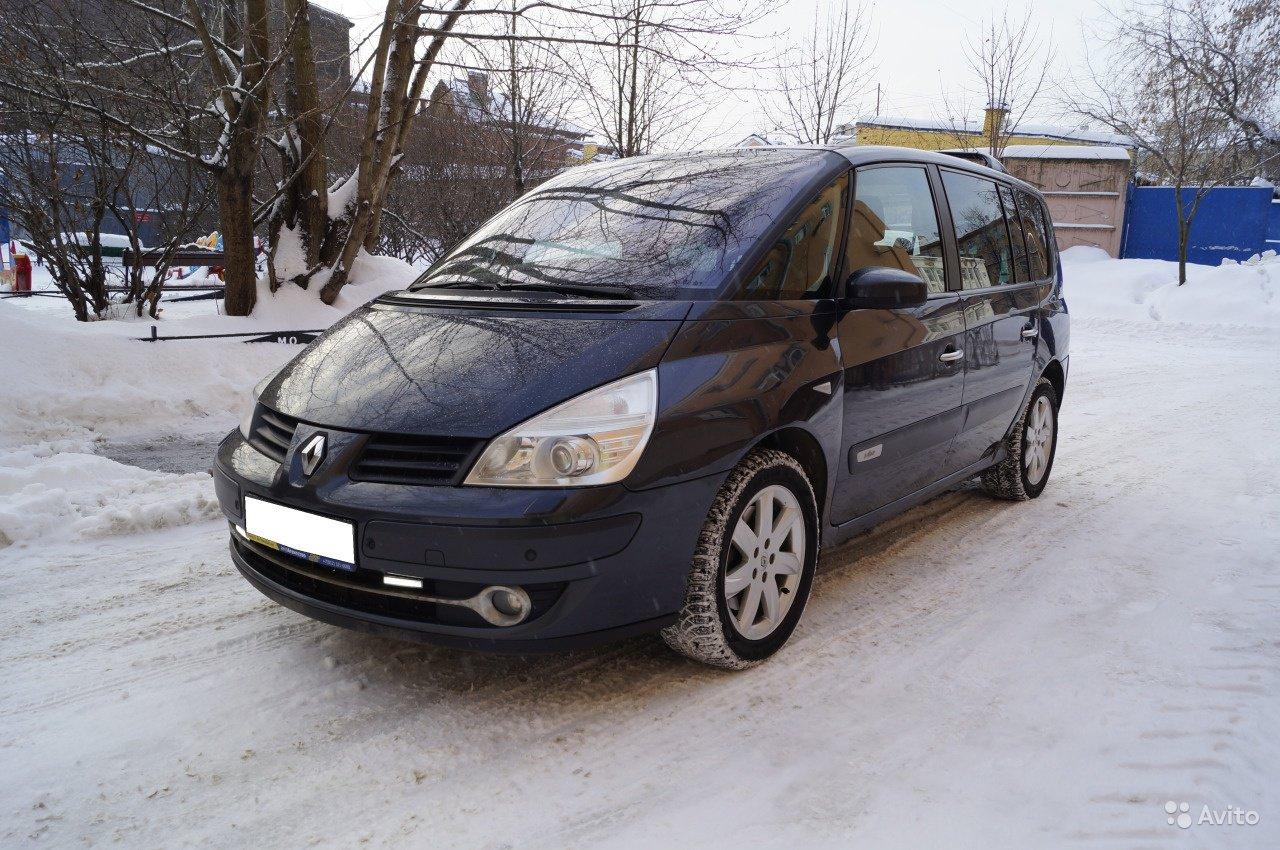 Срочный выкуп авто Renault/Espace  '2009